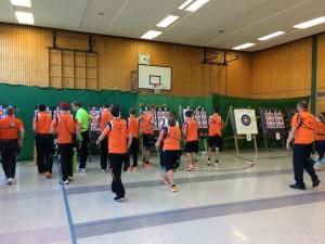 Vereinsmeisterschaft 2015 auf 18 m (Hallendistanz)
