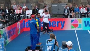 Herren Bronze Wettkampf - Japan gewinnt