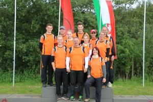 Teilnehmer BSC Vorgebirge beim Schlossturnier