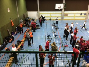 Bezirksmeisterschaft Halle 2015/16 in Much