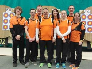 Team BSC Vorgebirge am 30.01.2016
