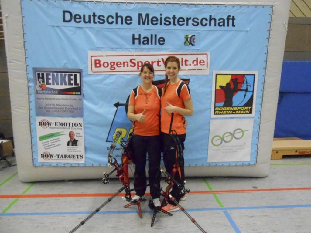 Die Bumke´s bei der Deutschen Meisterschaft Halle 2016 DBSV