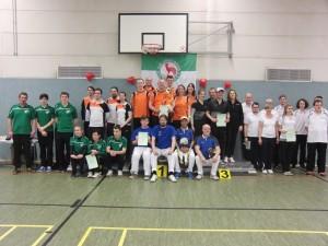 Rheinlandliga Saison 2015/2016 am 14.02.2016 in Holten