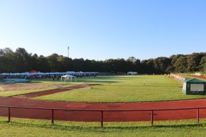 Wettkampffeld für die Qualifikationsrunde bei der DM des DSB in München