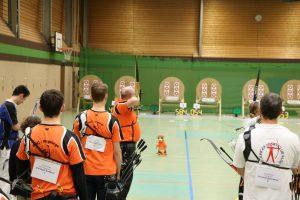 Match gegen Solingen
