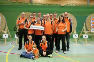 Team und Fans des BSC Vorgebirge.