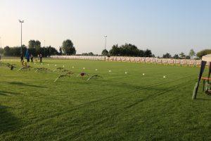 Wettkampffeld